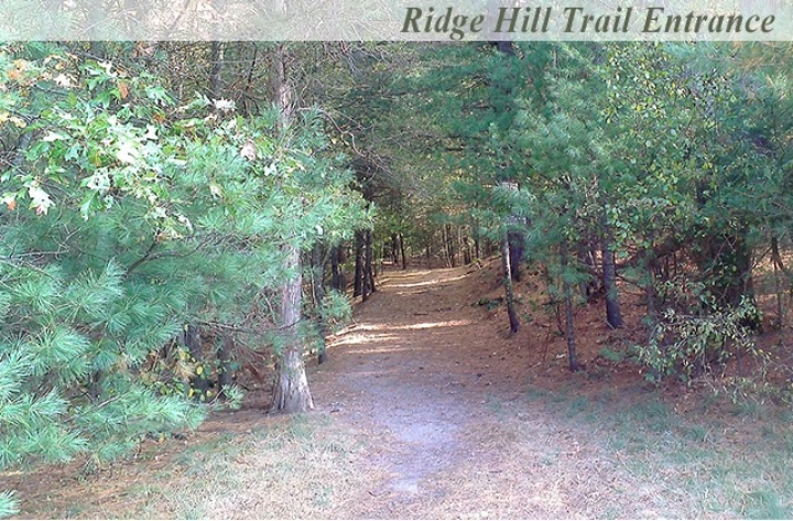 Ridge-Hill-Trail-Entrance